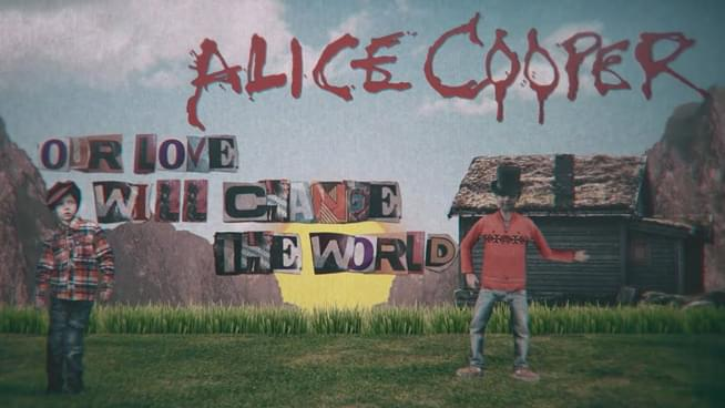 Alice Cooper Releases New Single from Upcoming Album