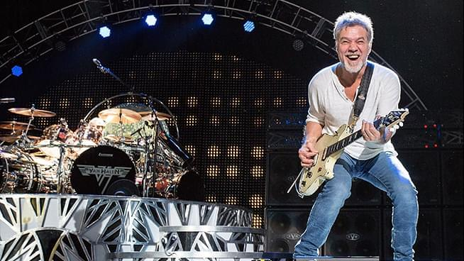 Eddie Van Halen Cause Of Death Revealed; Ashes Given To Son Wolfgang