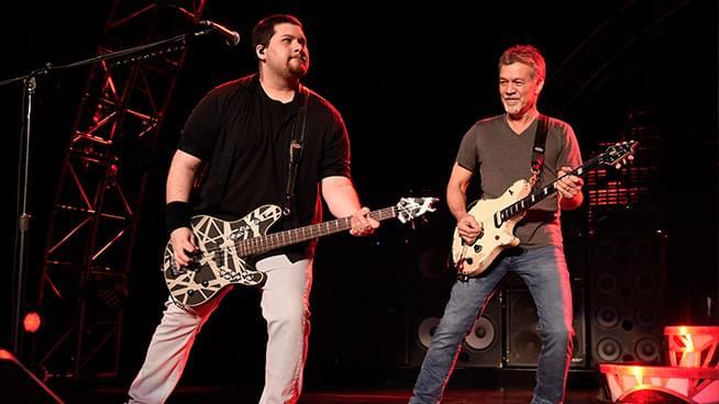 "How Eddie Van Halen Introduced Wolfgang to AC/DC's ""Big Balls"""