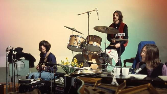 A Sneak Preview Of Beatles Doc 'Get Back' Released