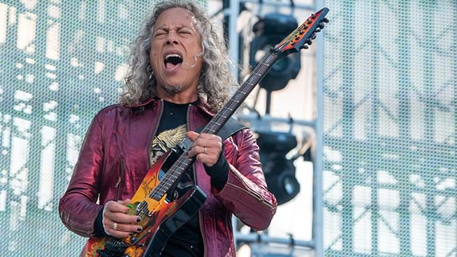 You'll Never Guess where Kirk Hammett was when he was Invited to Join Metallica
