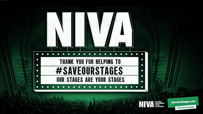 #SaveOurStages Act Has Passed as Part of COVID-19 Relief Bill