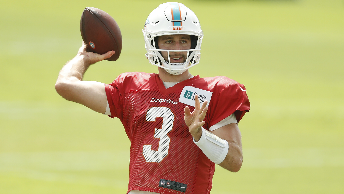 The 49ers are signing Josh Rosen [report]