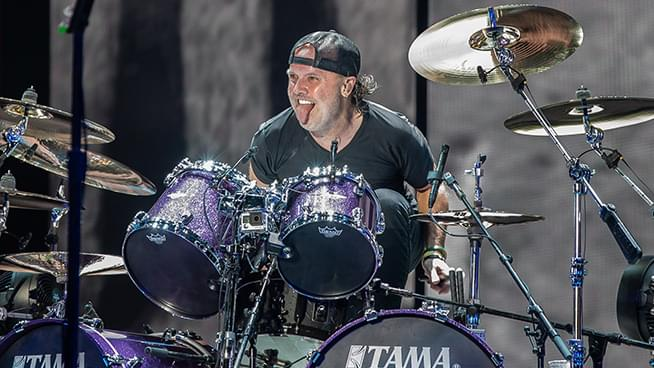 What Has Lars Ulrich Been Listening To During The Quarantine?