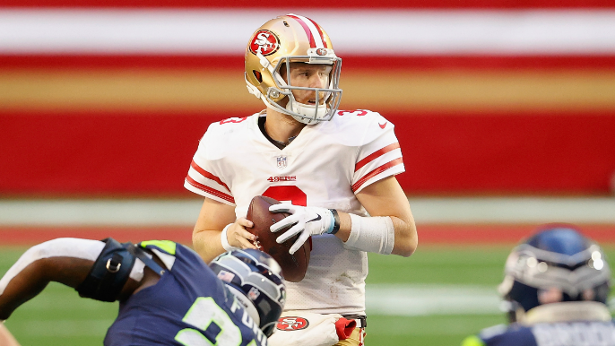49ers crumble late to Seahawks, ending season with apropos, nonsensical loss