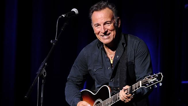Bruce Springsteen Teases 'Big Surprise' In 2021