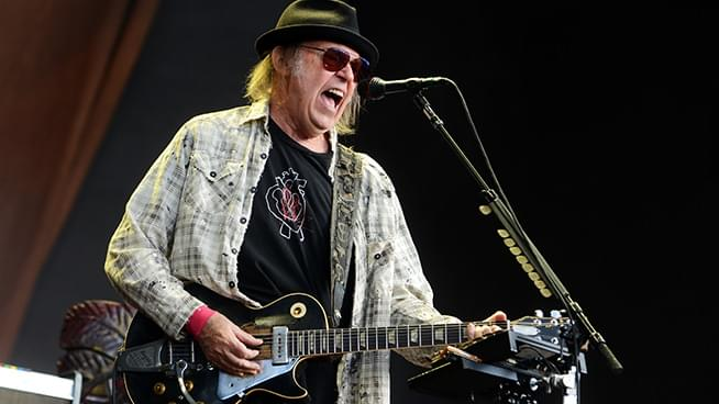 Neil Young Latest Artist To Sell Off Song Catalog