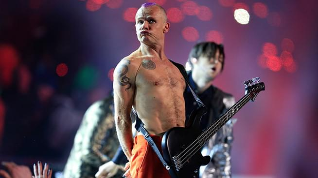 Flea Has Thought About Leaving Red Hot Chili Peppers