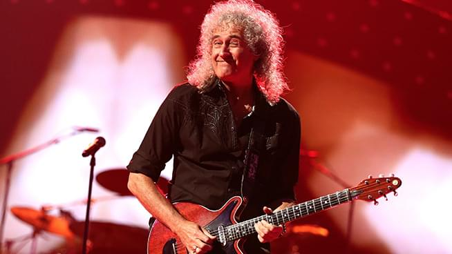 Queen's Brian May Launches Badger-Scented Perfume