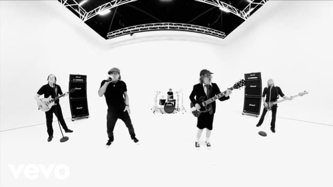 AC/DC Drops Music Video For 'Realize'