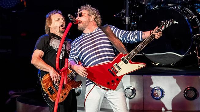 """Sammy Hagar, Michael Anthony: Eddie Van Halen Tribute Concert Is """"Gonna Happen"""""""
