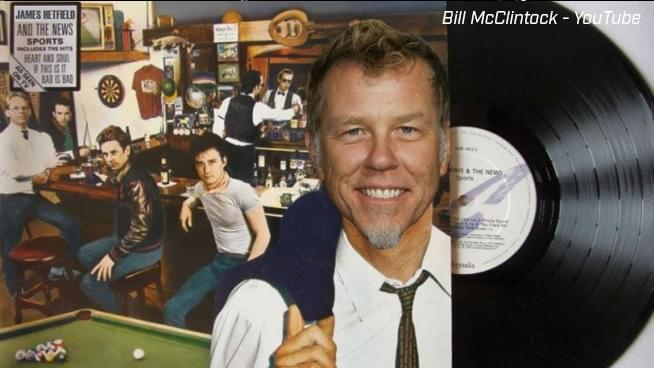 Metallica Gets Mashed Up with Huey Lewis and the News
