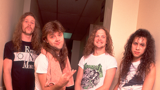 Original Metallica Business Cards Resurface After 40 years