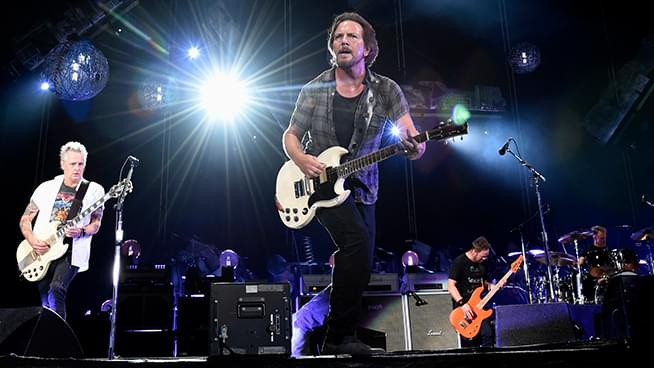 Pearl Jam Tribute Band Changes Name After Legal Challenge