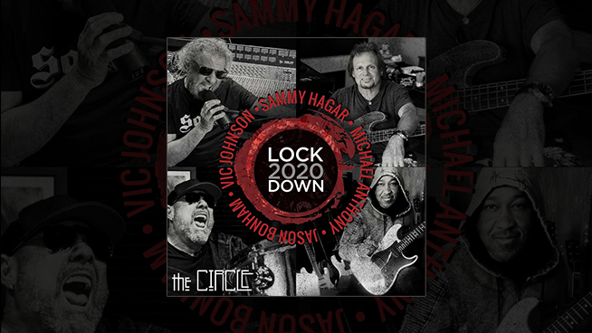 You Could Win: Sammy Hagar & The Circle: Lockdown 2020