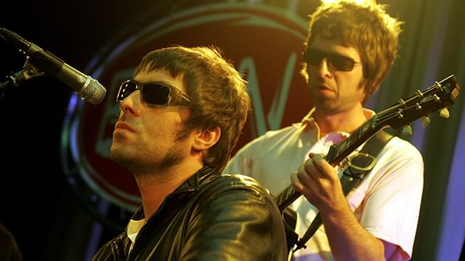 New Oasis Album won't feature Liam Gallagher