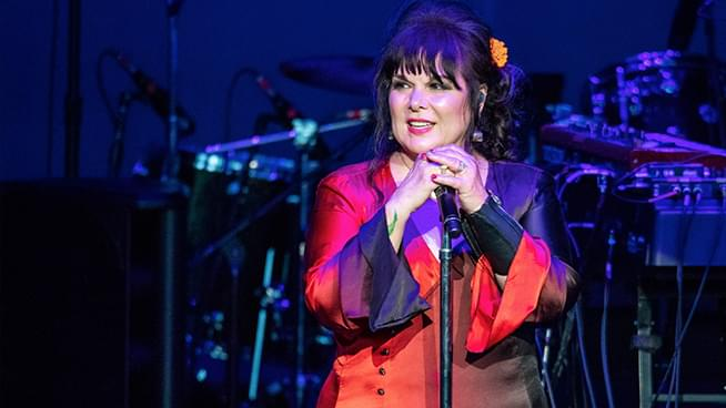 Ann Wilson's New Song Soothes the Soul