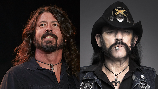 'F***ing Disgusting:' The Story of Dave Grohl Visiting Lemmy Kilmister's Apartment