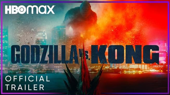 Epic 'Godzilla vs Kong' Trailer Released