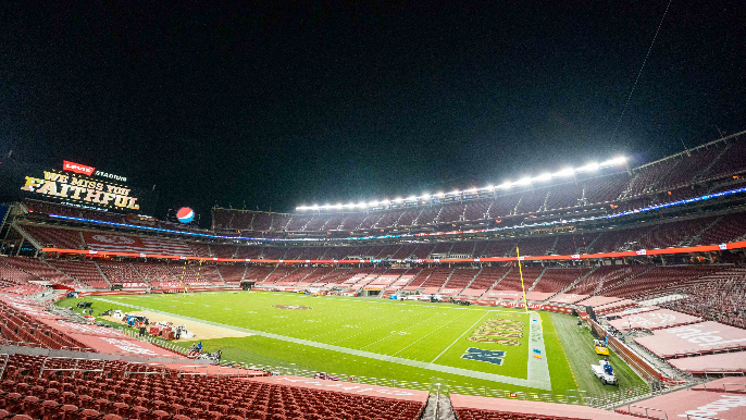 Levi's Stadium to become largest COVID-19 vaccination site in California