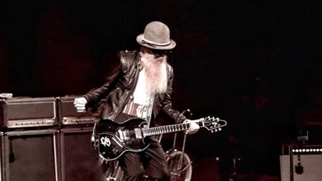 No Slowin' Down For Billy Gibbons
