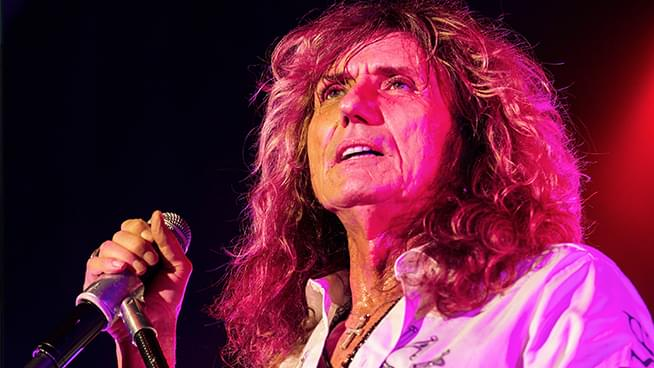 Whitesnake's David Coverdale talks 'Red, White and Blues Trilogy' Release with Lamont & Tonelli