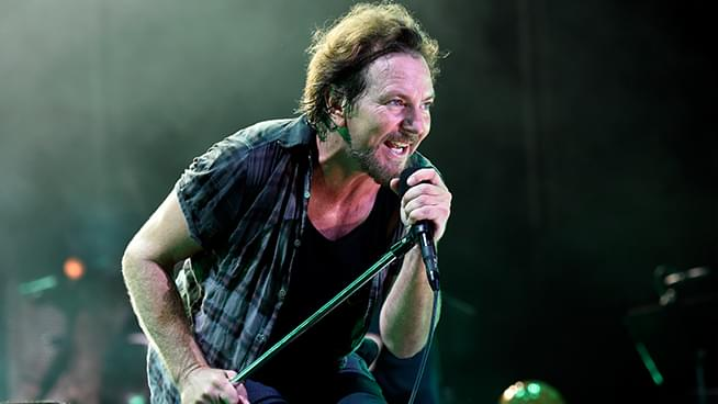 You Have to Hear Eddie Vedder's Isolated Voice Track for 'Jeremy'