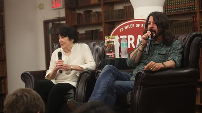 Dave Grohl and His Mom Have a New TV Show