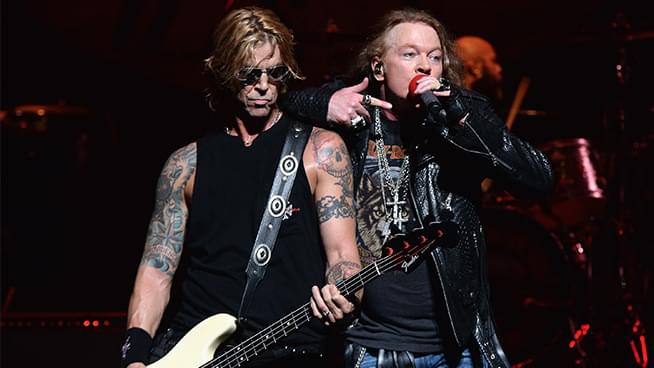 Did You Know Duff McKagan Was in a Seattle Punk Band Before Guns N' Roses?