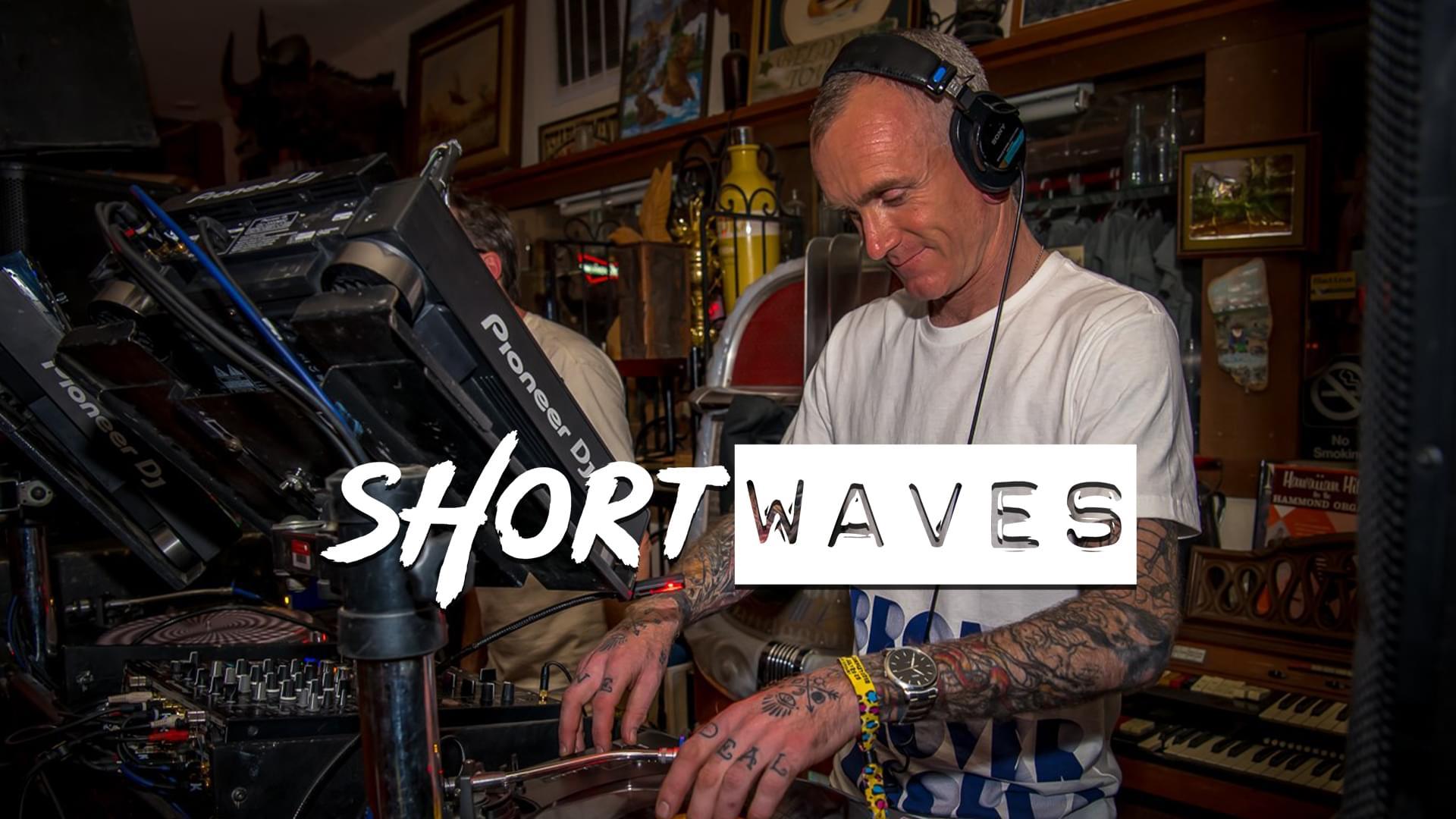Watch Shortwaves #3 – Mickey Darius and Broken Clover Records