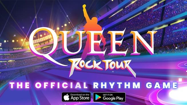 Queen Launches Their Own Mobile Game