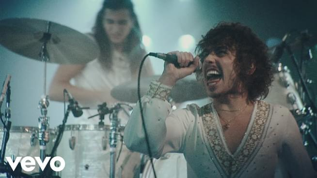 Greta Van Fleet Drops New Live Video for 'Heat Above'