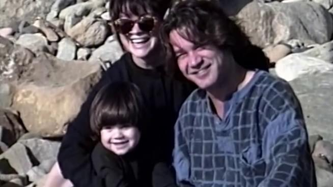 Wolfgang Van Halen's Song Inspired By Dad's Death Hits #1