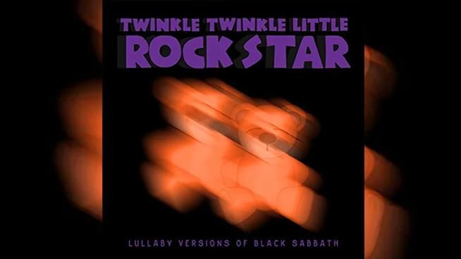 Rock & Roll Lullabies from Twinkle Twinkle Little Rock Star