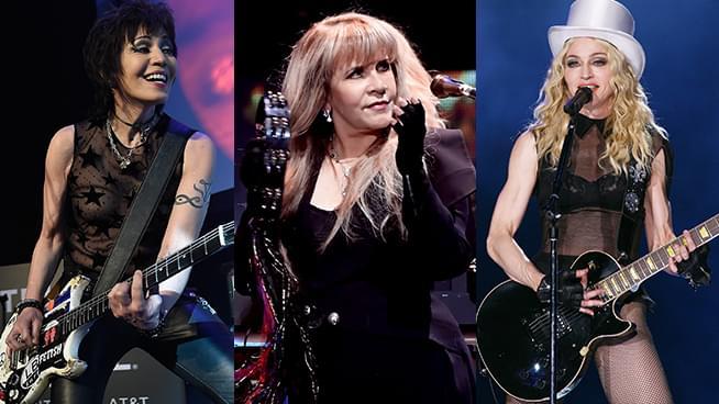 Women Who Rock: Celebrating International Women's Day