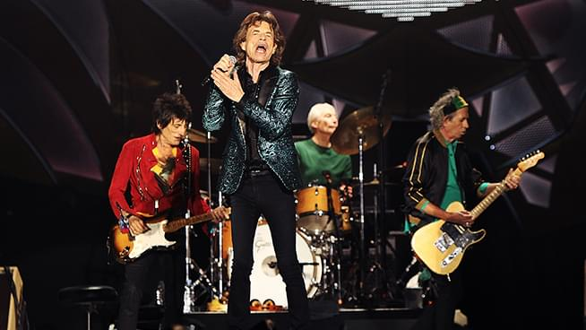 Someone Uploaded A Bunch Of Unreleased Rolling Stones Songs Online