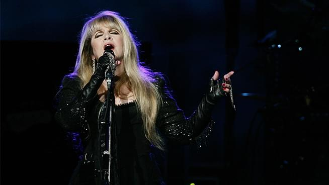 Stevie Nicks Isolated Tracks Are Smooth Like Butter