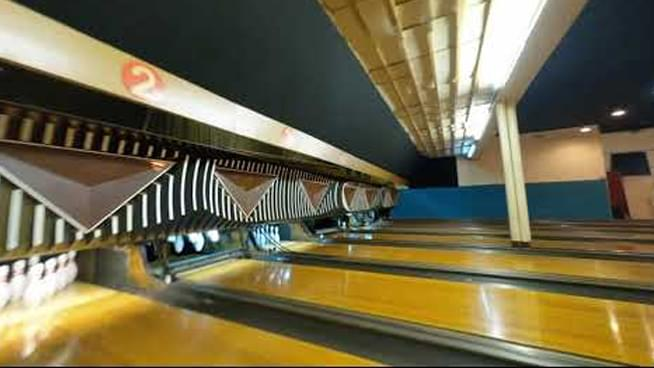 Incredible Single-Take Drone Video Captures The Inside of a Bowling Alley