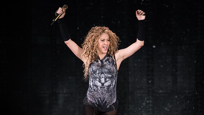She Doesn't Lie: Shakira Loves Metallica