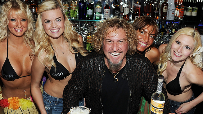 Sammy Hagar's Creative Lockdown and The Wild Future of his Beach Parties