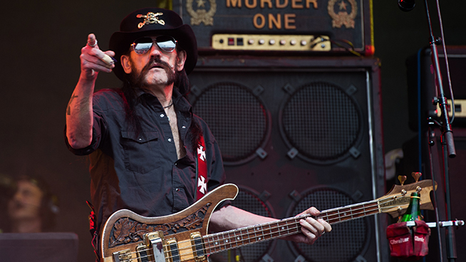 Lemmy's Spirit Lives Forever in Bullet Casings