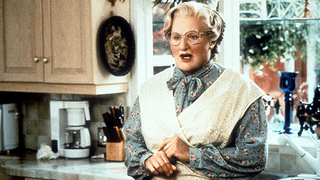 """How Bad Do You Wanna See the Rated-R Version of """"Mrs. Doubtfire?"""""""