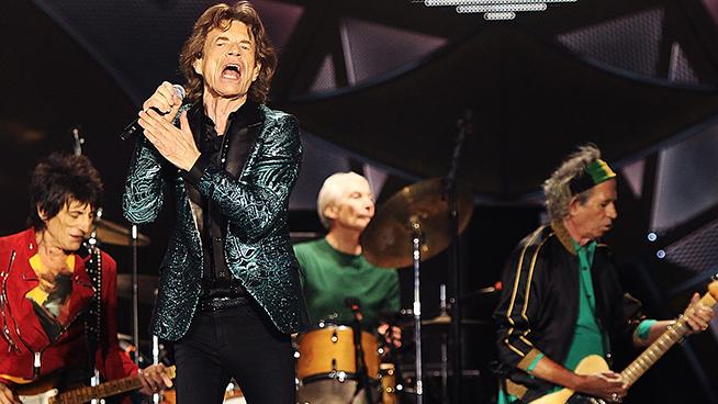 Mick Jagger Shows Off New Cat on Social Media