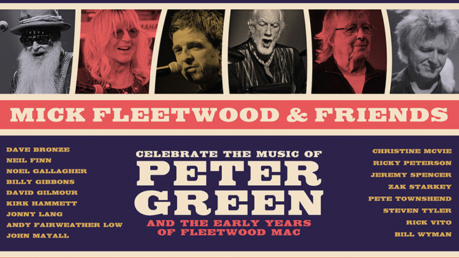 April 24: Celebrate the Music of Peter Green