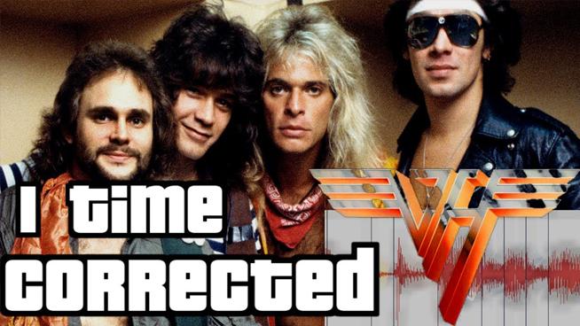How to Ruin a Van Halen Song