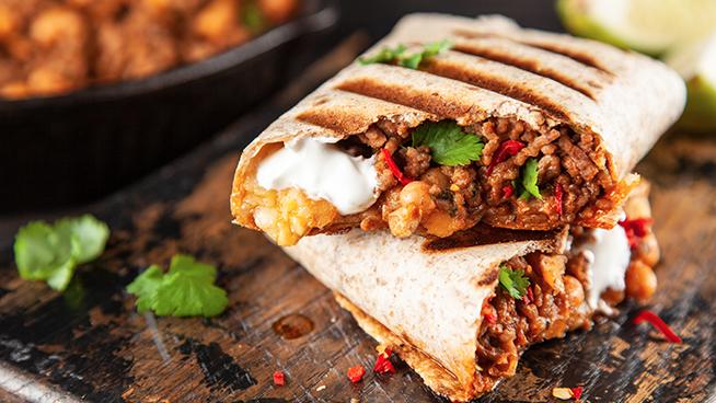 Happy National Burrito Day!