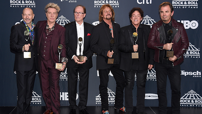 Journey Settles Lawsuit with former Band Members
