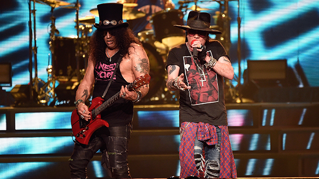 Do You Remember the Time When Guns N' Roses Surprised Fans With a $10 Show?