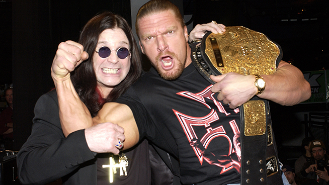 Ozzy Osbourne To Be Inducted Into WWE Hall Of Fame