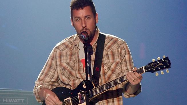"Adam Sandler Covers Tom Petty's ""Yer So Bad"""